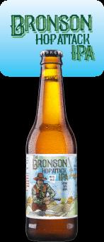 Bronson Hop Attack IPA